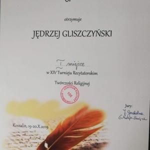 Sukcesy braci Gliszczyńskich