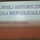 Historia Polski a patriotyzm