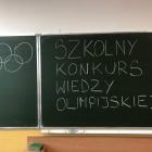 Konkurs wiedzy olimpijskiej