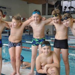 Mistrzostwa w pływaniu drużynowym